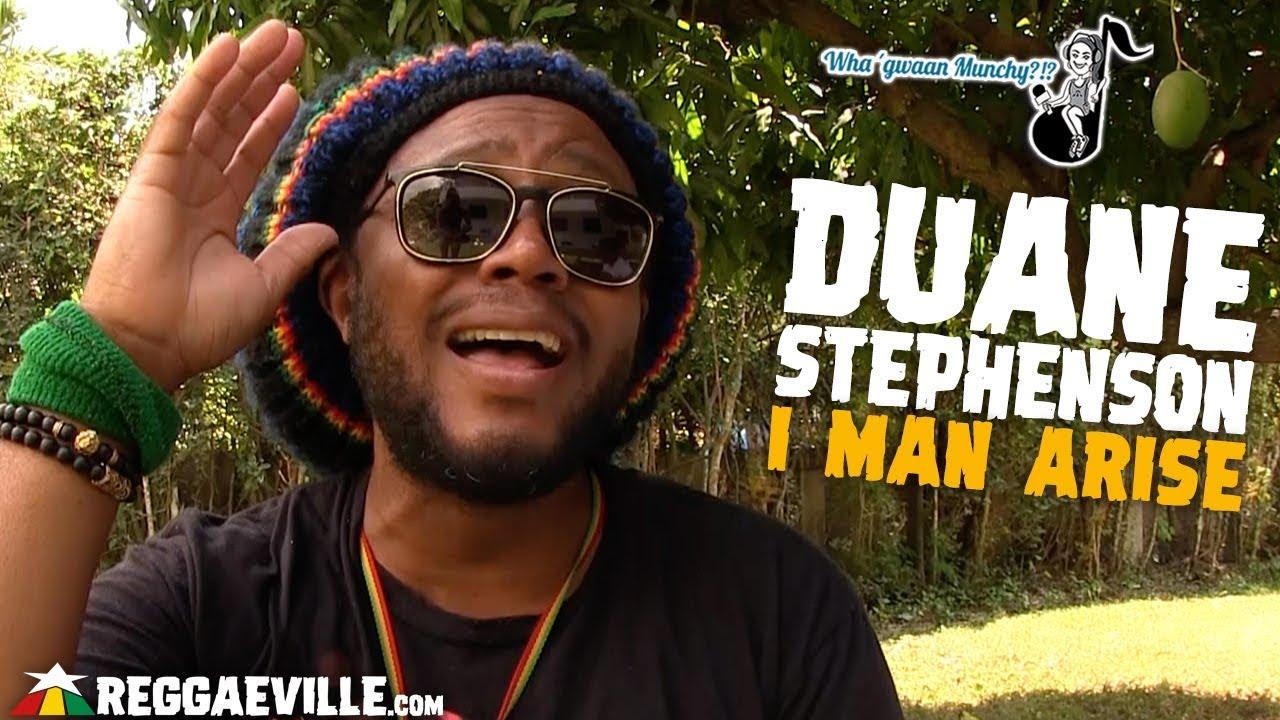 Duane Stephenson - I Man Arise @ Wha' Gwaan Munchy?!? 2019 [3/11/2019]