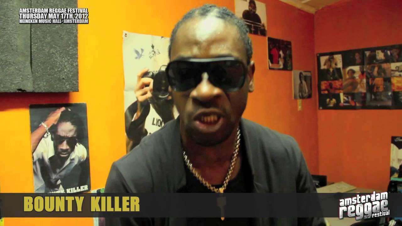 Drop: Bounty Killer @Amsterdam Reggae Festival 2012 [4/18/2012]