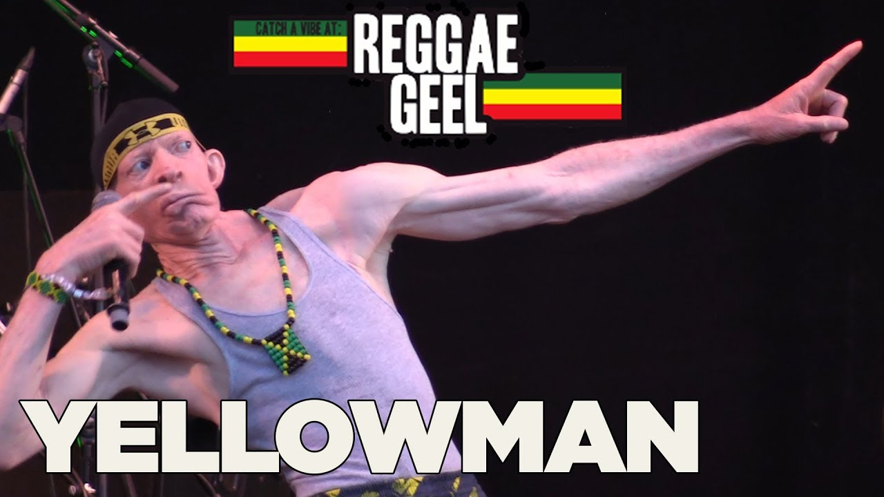 Yellowman @ Reggae Geel 2018 [8/3/2018]