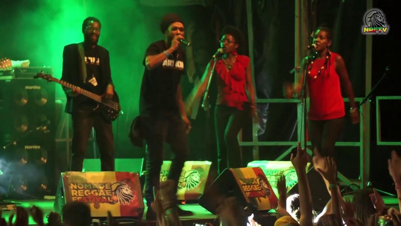 Yaniss Odua - Chalawa @ Nomade Reggae Festival 2017 [8/6/2017]
