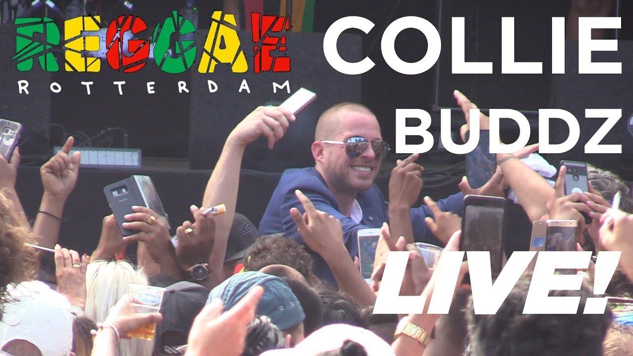 Collie Buddz @ Reggae Rotterdam 2018 (Full Show) [7/22/2018]