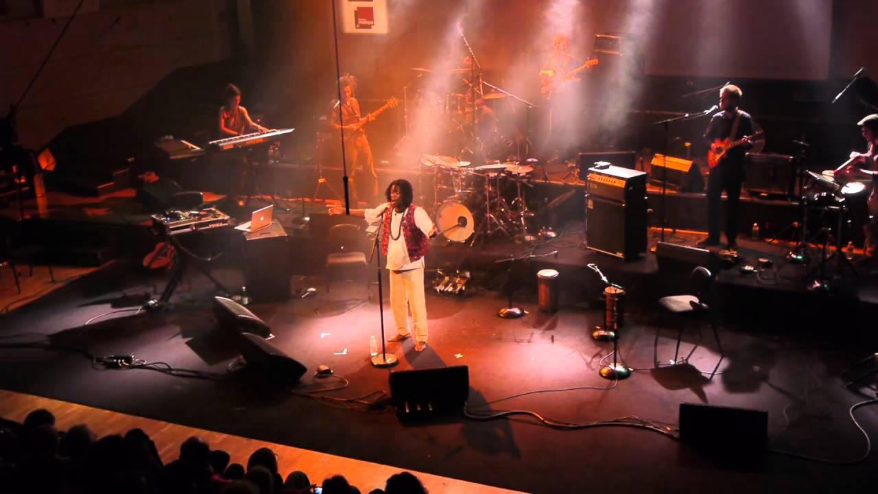Joe Pilgrim & The Ligerians - Night & Day @ France Musique [5/7/2016]