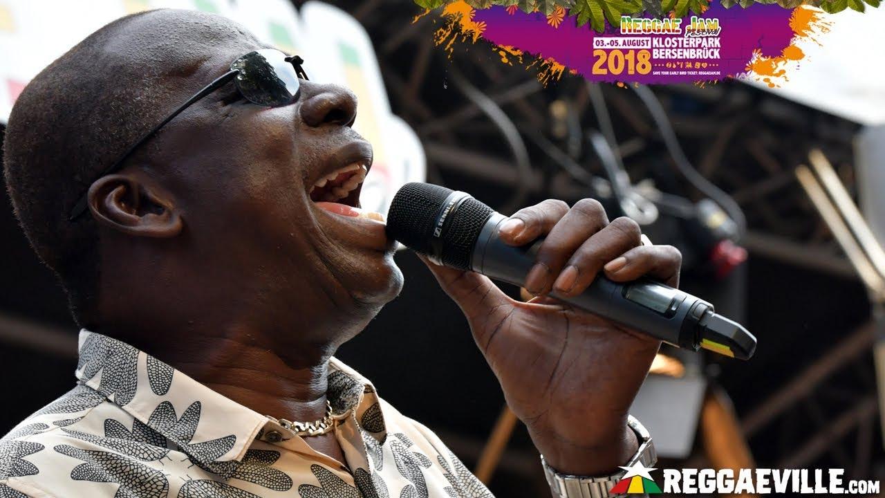 Leroy Sibbles @ Reggae Jam 2018 [8/4/2018]