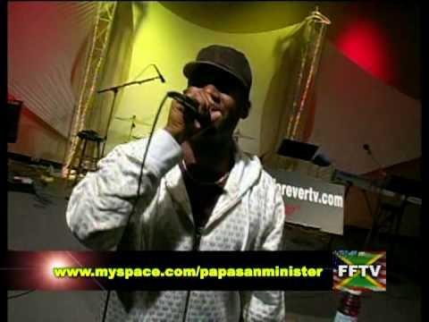 Papa San @ FriendsForever TV [2009]