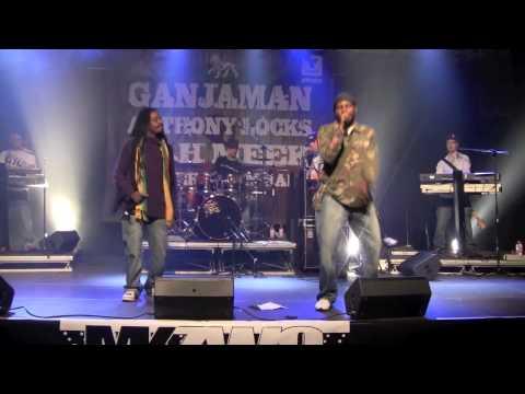 Anthony Locks feat. Yah Meek - Live in Mainz, Germany [10/20/2009]