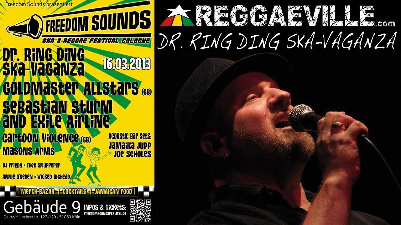 Dr. Ring Ding Ska-Vaganza - @ Freedom Sounds Festival 2013 [3/16/2013]