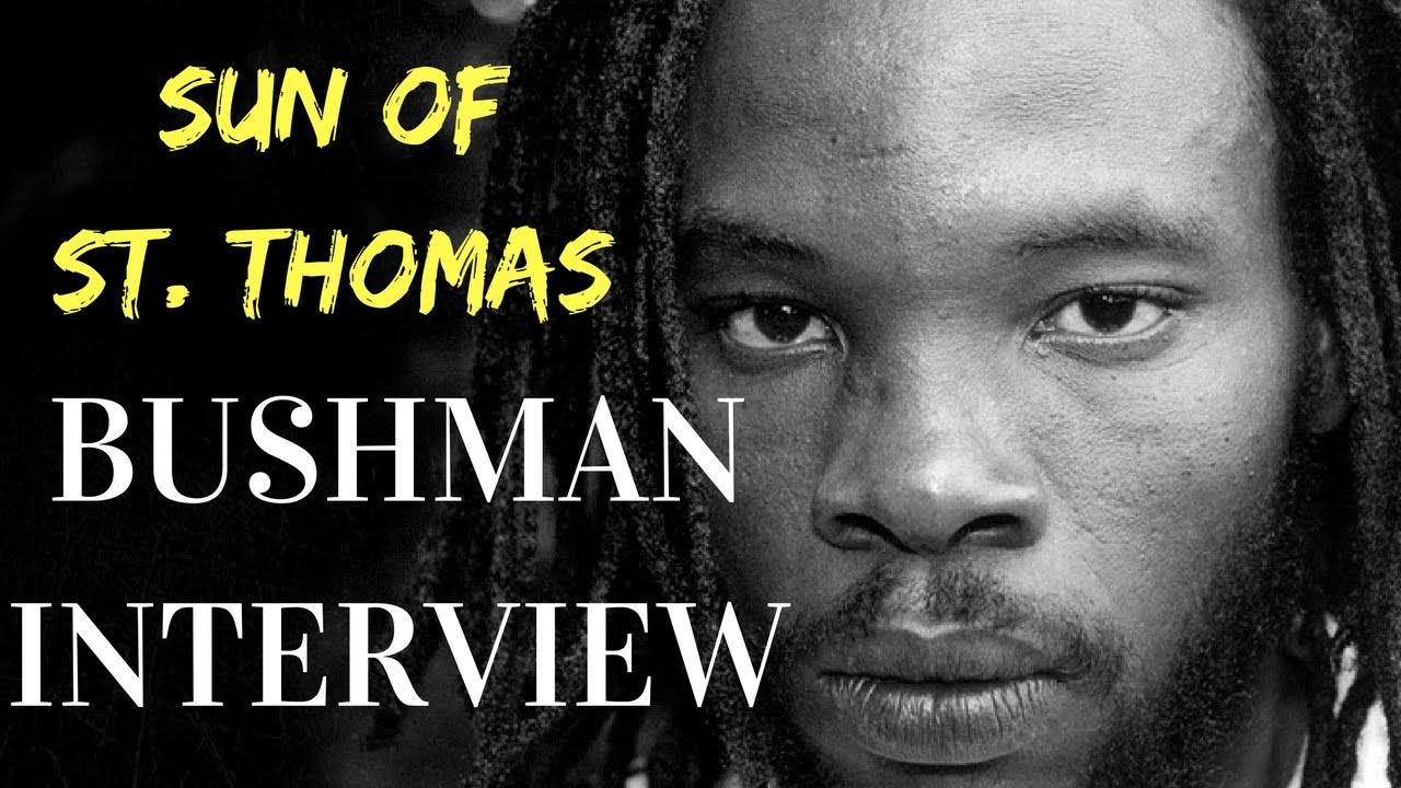 Interview with Bushman - Sun Of St. Thomas @ I NEVER KNEW TV [12/27/2016]