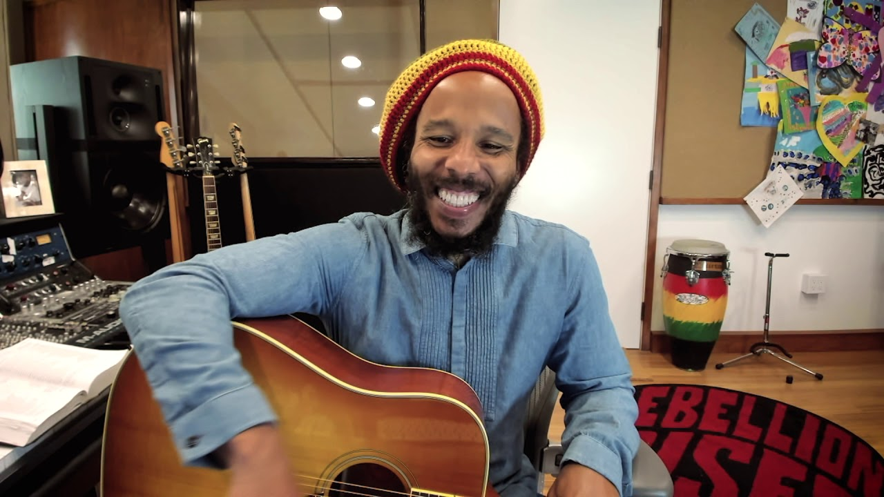 Ziggy Marley Live Q&A + Cover 'Play With Sky' (Powered By Gibson) [11/25/2020]