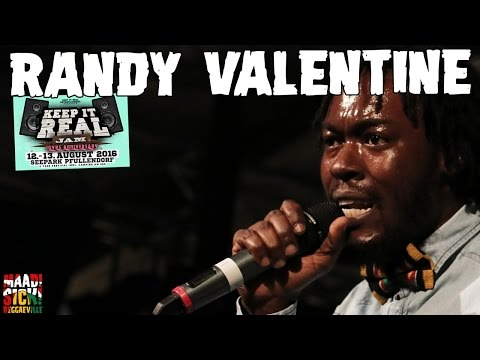 Randy Valentine - Consequences @ Keep It Real Jam 2016 [8/13/2016]