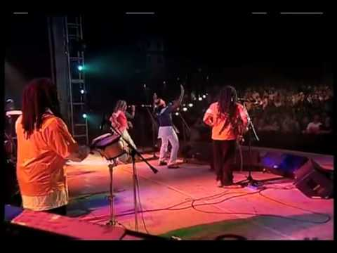 Ziggy Marley & The Melody Makers - Small Axe in Pompano Beach, FL, USA [8/19/2000]