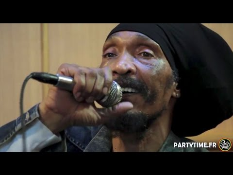 Interview & Freestyle with Israel Vibration @ Party Time [6/9/2015]