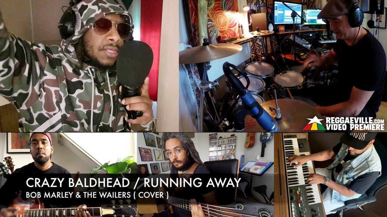 Mo Ali - Crazy Baldhead/Running Away (Bob Marley Cover) [5/24/2020]