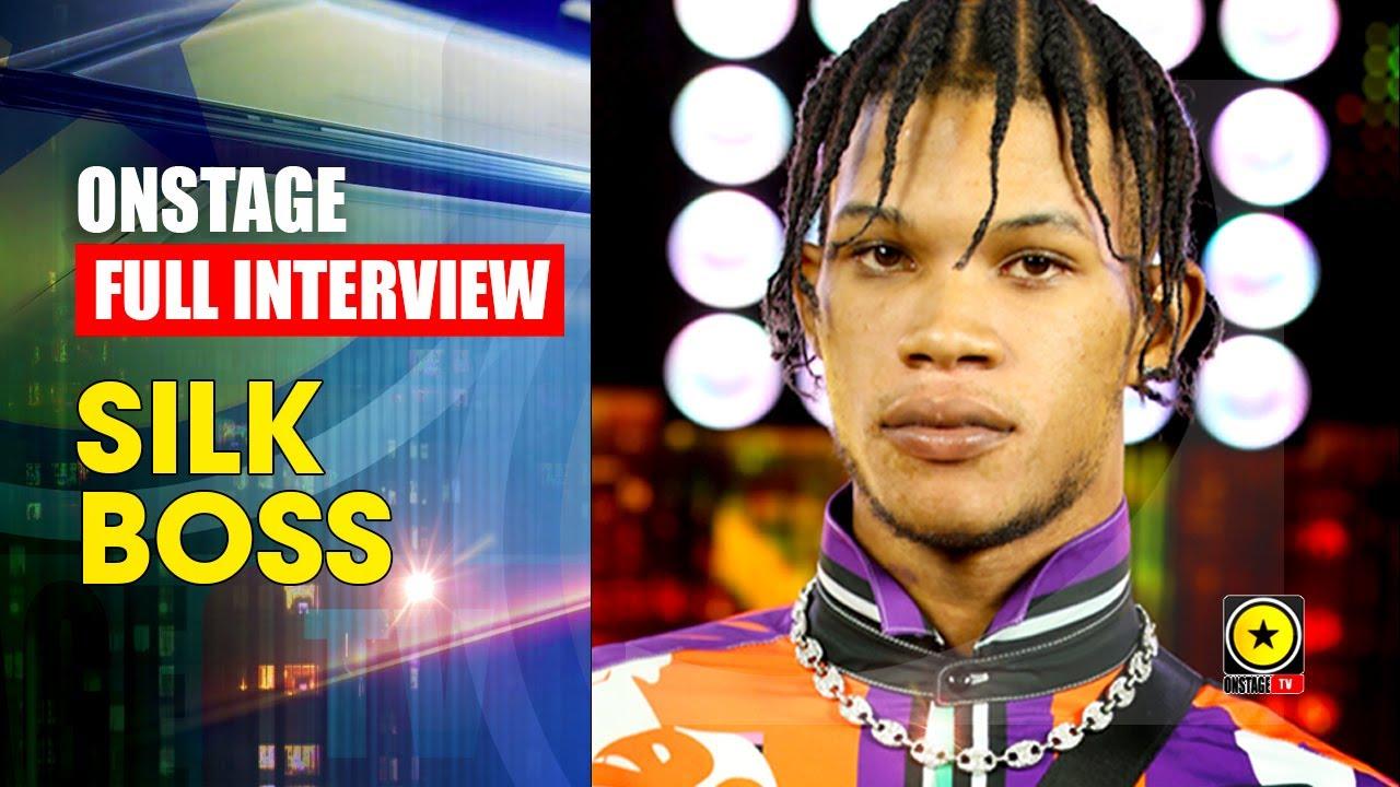 Silk Boss Interview @ Onstage TV [10/8/2021]