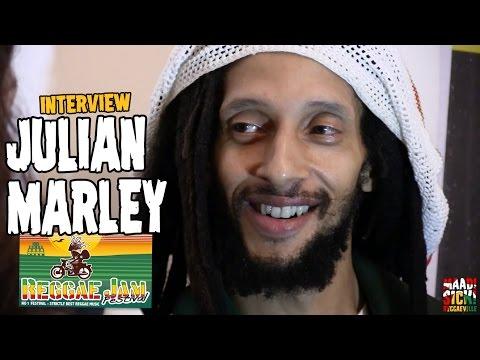 Julian Marley - Interview @ Reggae Jam 2016 [7/31/2016]
