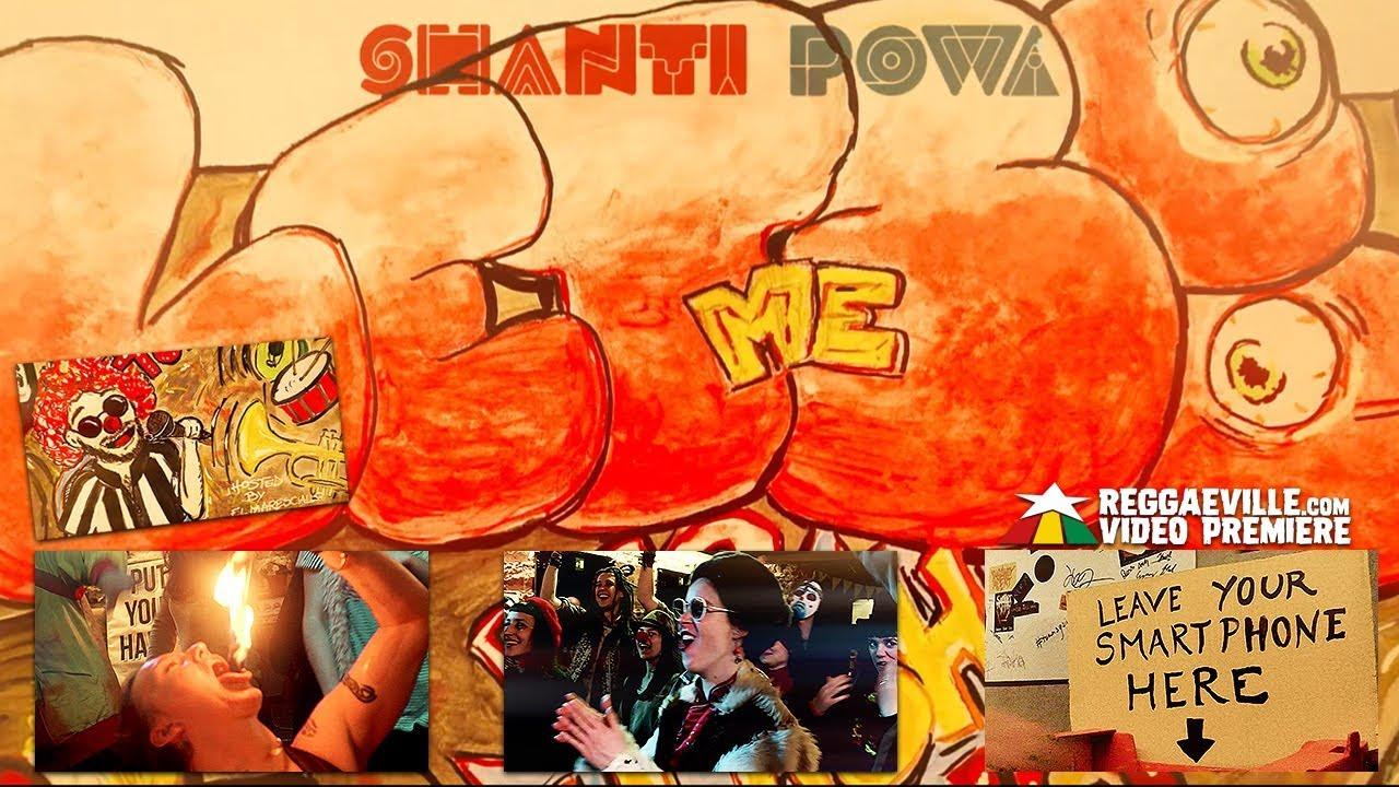Shanti Powa - Let Me See [3/25/2018]