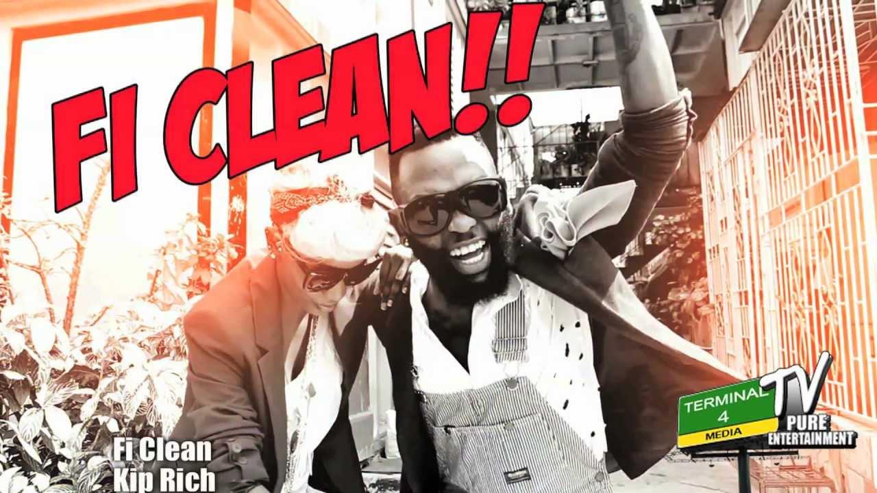 Kip Rich - Real Sagga / Fi Clean [2/24/2012]