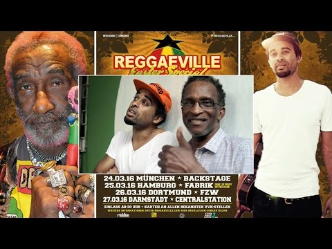 Clive Hunt ls. Patrice recommends Reggaeville Easter Special 2016 [3/7/2016]