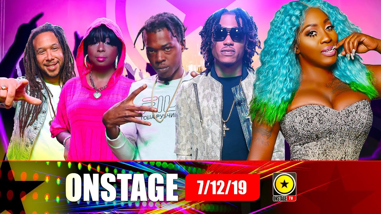 Spice, Lisa Hyper, Skillibeng and more @ OnStage TV [12/7/2019]
