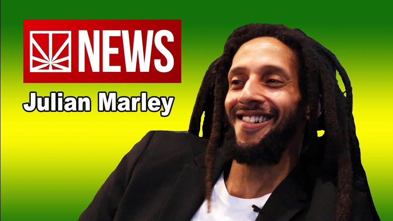 Julian Marley Interview @ Merry Jane News [9/3/2019]