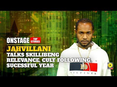 Jahvillani Interview @ OnStage TV [12/12/2020]