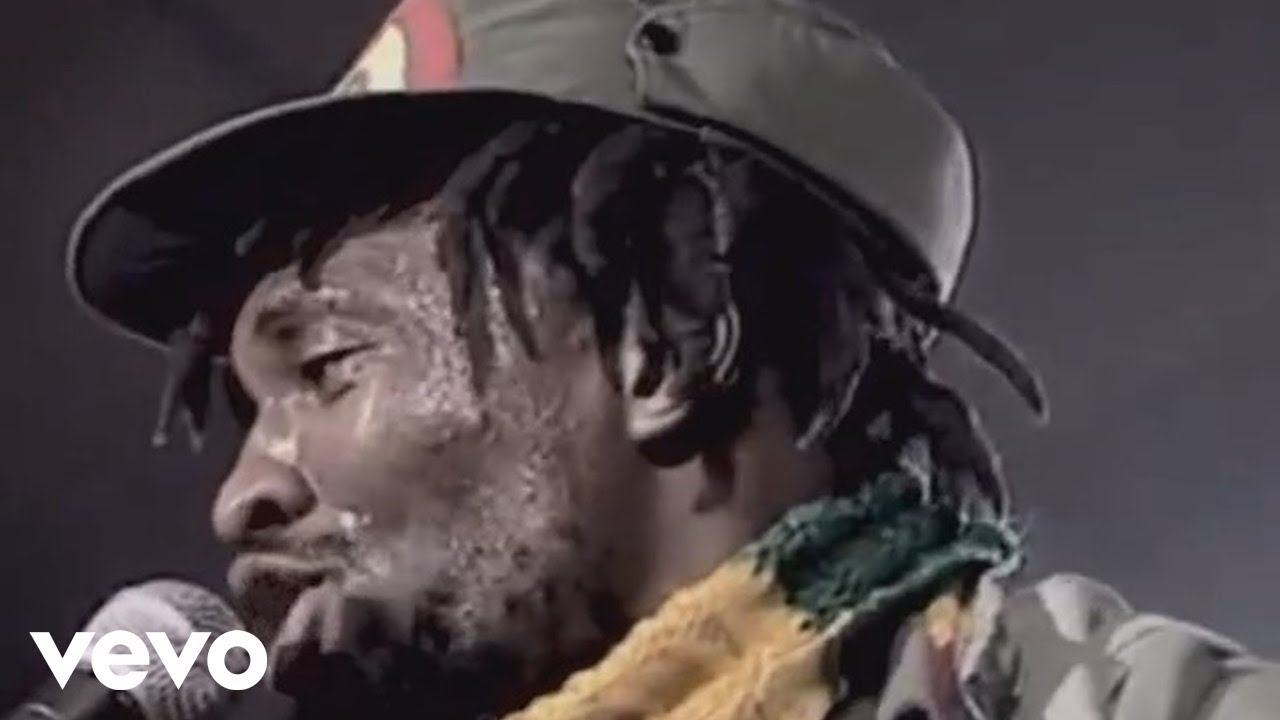 Lucky Dube - Back To My Roots (Live) [6/6/2006]