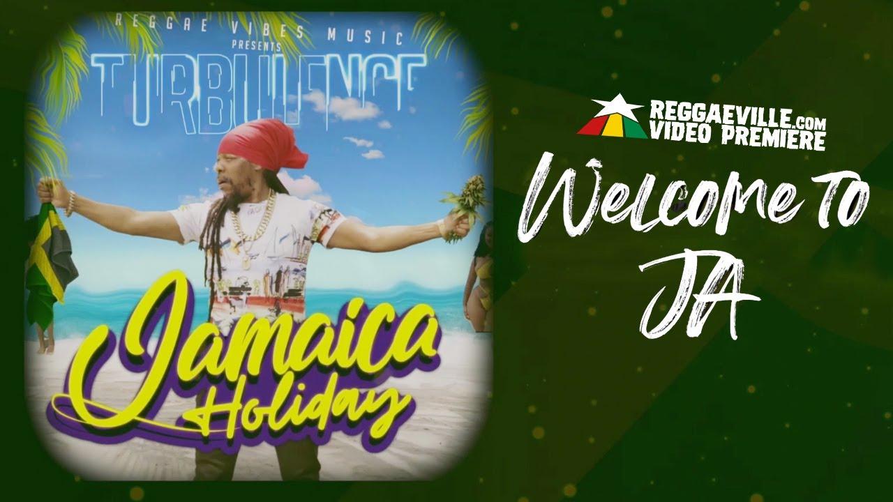 Turbulence - Jamaica Holiday (Lyric Video) [7/13/2021]