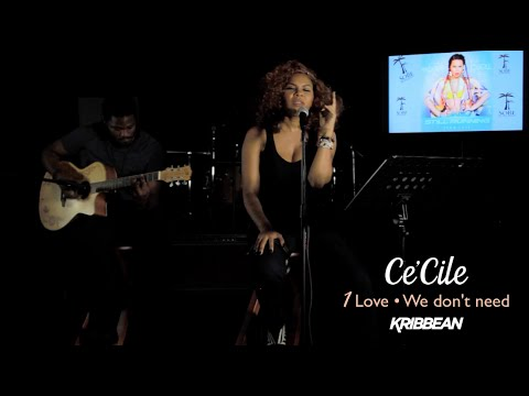 Ce'Cile - 1Love (We Don't Need) [8/3/2016]