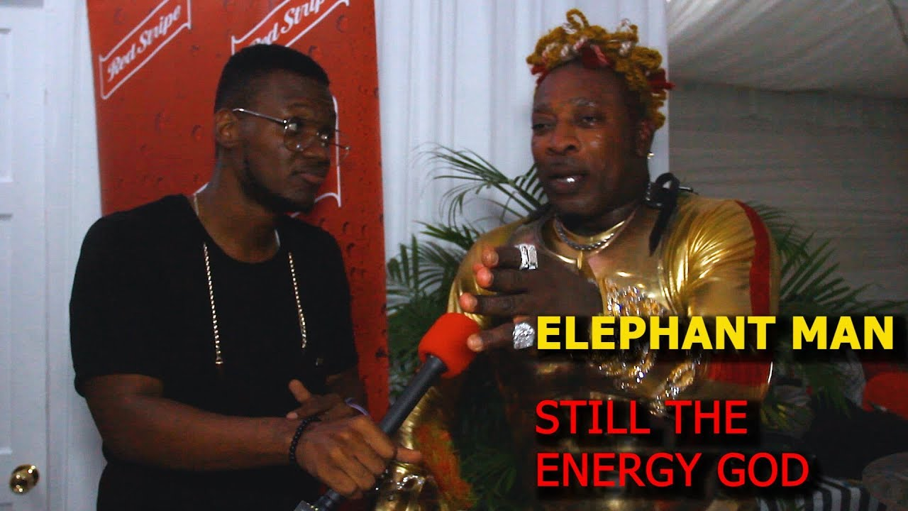Elephant Man Talks Ding Dong & Proves Why He Is Still The Energy God [7/19/2019]