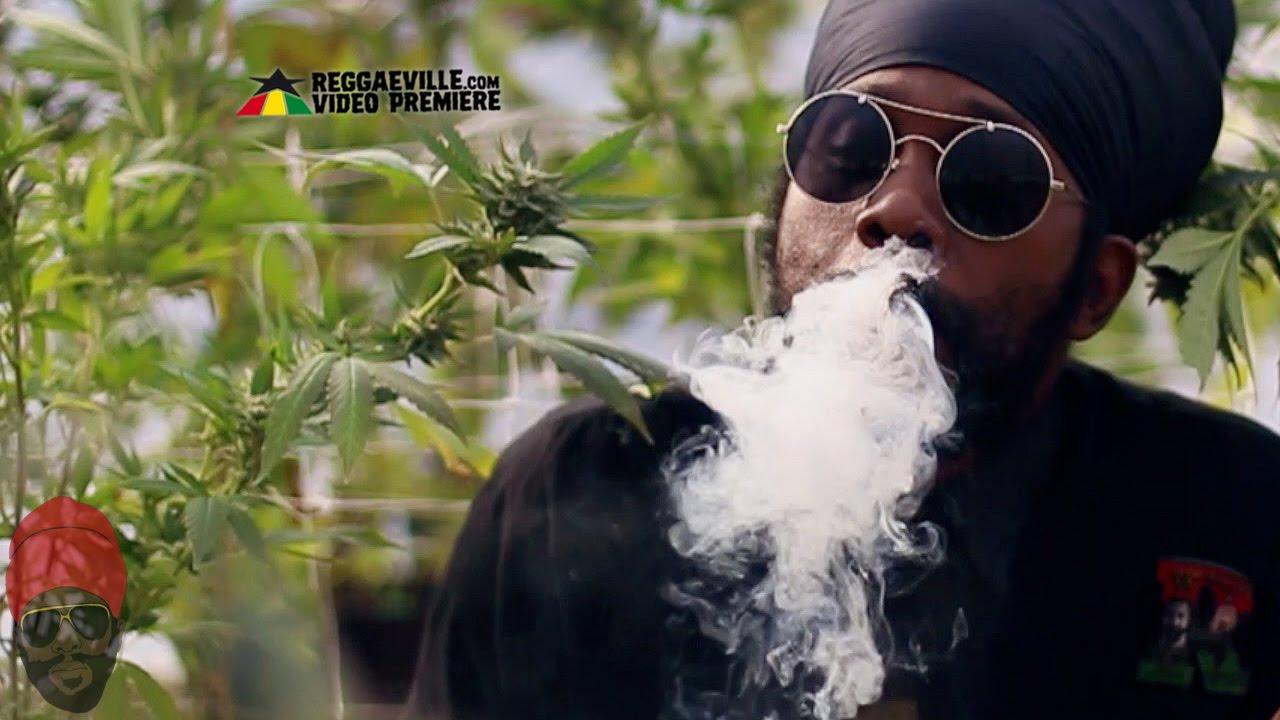 Ras Attitude - Marijuana (We Ah Bun) [12/8/2016]