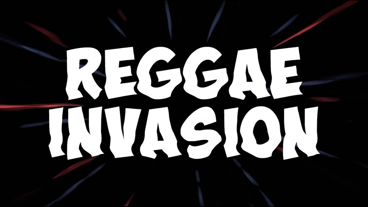 Infinite & Little Lion Sound - Reggae Invasion (Lyric Video) [9/15/2020]