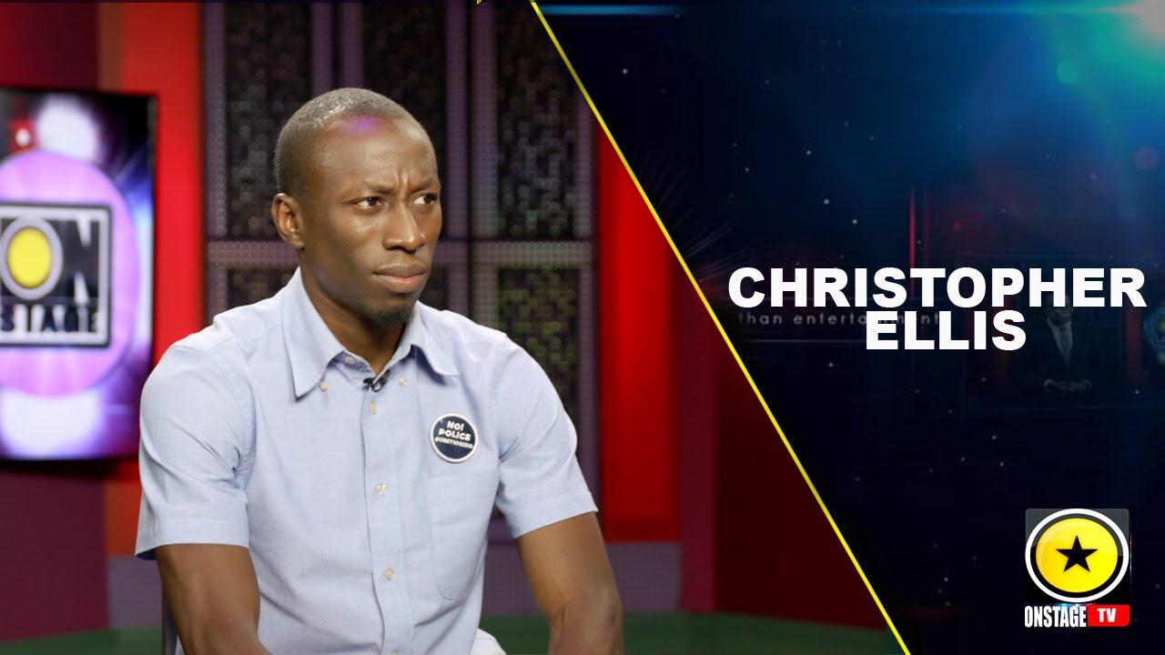 Christopher Ellis @ Onstage TV [10/24/2015]