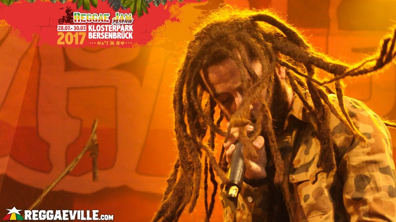 Irie Souljah @ Reggae Jam 2017 [7/28/2017]