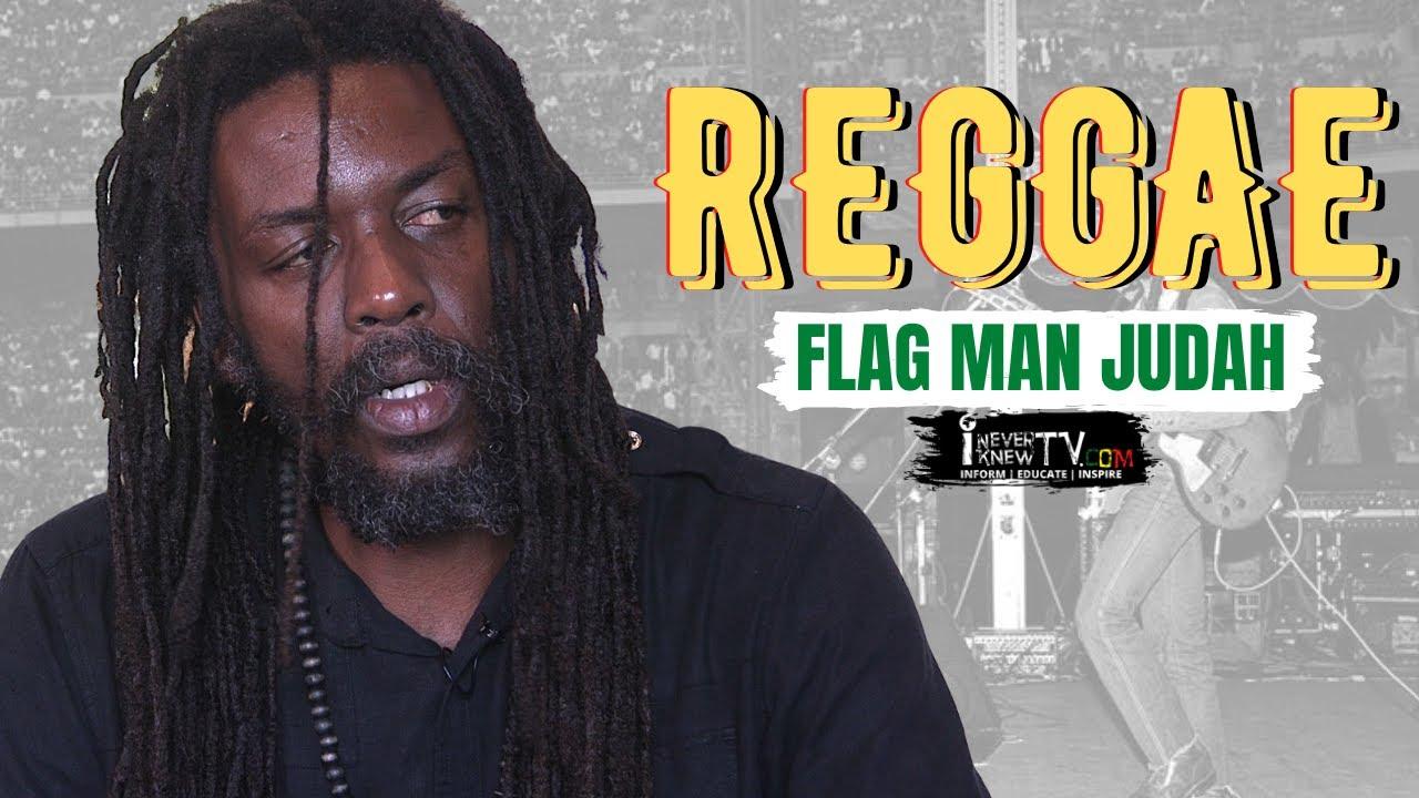 Flag Man Judah Interview @ I NEVER KNEW TV [9/8/2020]