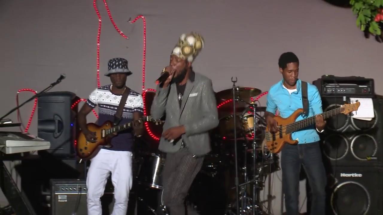 Jah Mason @ Love & Wisdom Album Launch in Kingston, Jamaica [11/24/2016]