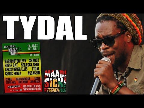 Tydal Kamau - Somewhere In Africa @ Reggae Geel 2015 [7/31/2015]
