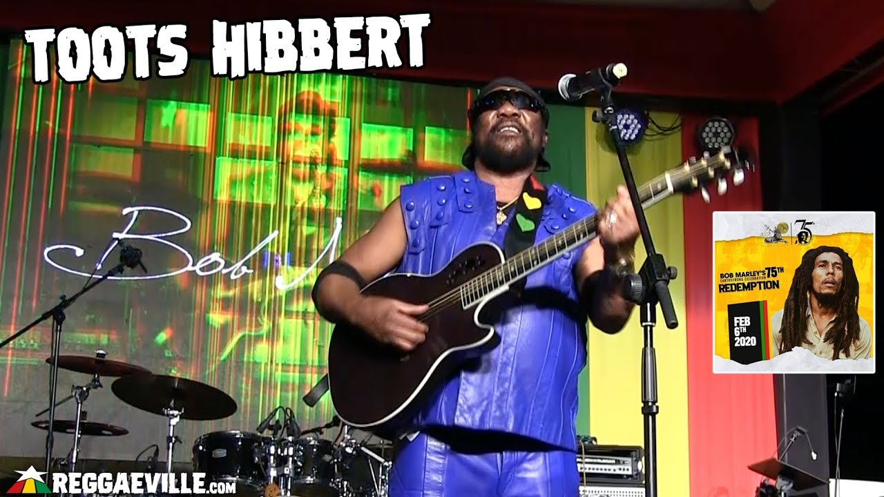 Toots Hibbert @ Bob Marley 75th Earthstrong Celebration in Kingston, Jamaica [2/6/2020]