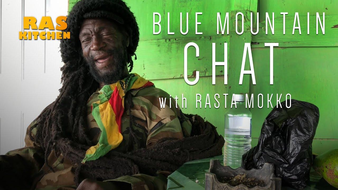 Ras Kitchen - Blue Mountain Spliff Chat! [5/8/2019]