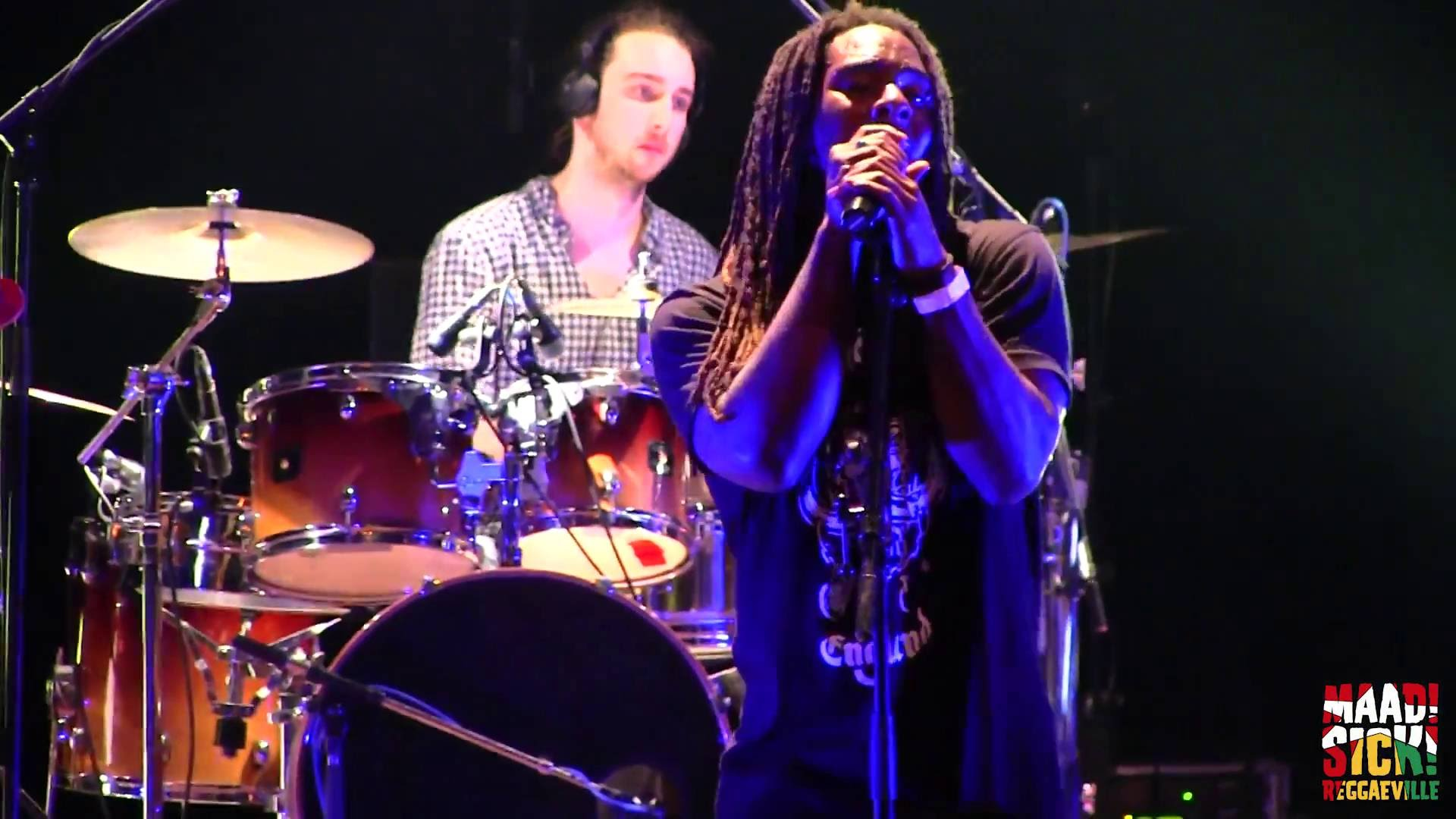 Daniel Bambaata Marley - High Of You @ Rototom & Friends - Zurich 2016 [5/7/2016]