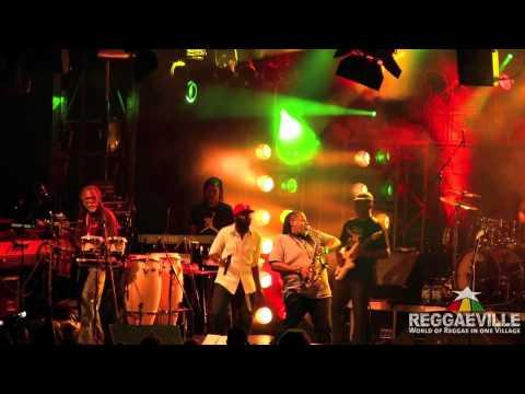 Tarrus Riley @Reggae Jam [8/5/2012]
