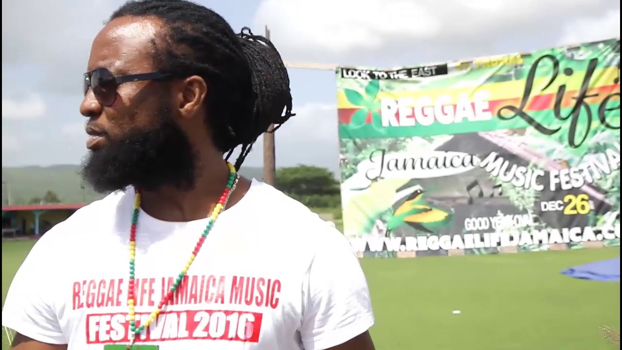 Reggae Life Jamaica Music Festival 2018 (Trailer) [10/24/2017]