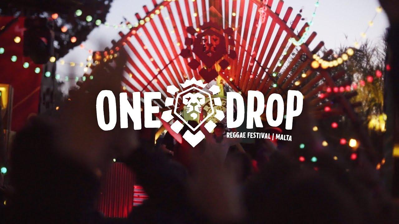 One Drop Reggae Festival - Malta 2019 - Aftermovie [11/11/2019]