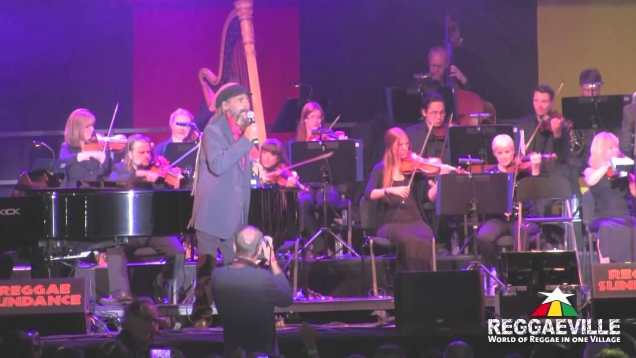 John Holt & Royal Philharmonic Concert Orchestra - I Want A Love I Can Feel @ Reggae Sundance 2014 [8/9/2014]