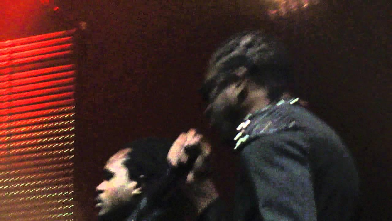 Bounty Killer in Paris @Reggae Splash Tour [5/16/2012]