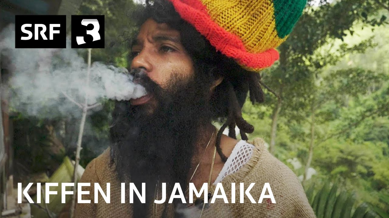 Smoking weed in Jamaica - Lukie Wyniger meets Jah9 & Yaadcore [6/7/2019]