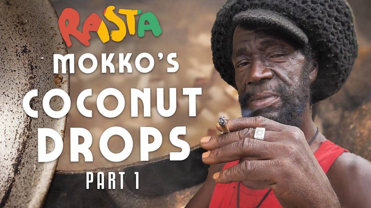 Ras Kitchen - Rasta Mokko's Coconut Drops | Jamaican Classic Dessert #1 [1/3/2020]