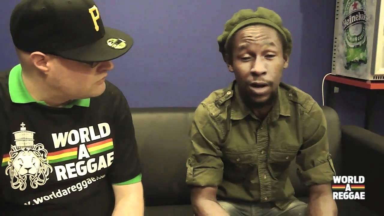 Interview: Jah Cure @ Amsterdam Reggae Festival [2/12/2011]