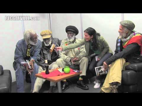 Interview: The Congos @ SummerJam [7/3/2011]