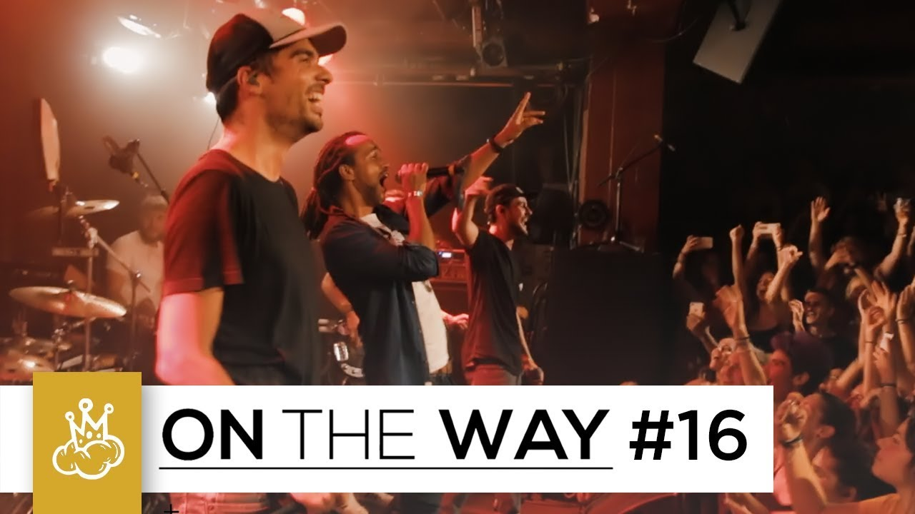 Jahneration - On The Way #16 [10/21/2018]