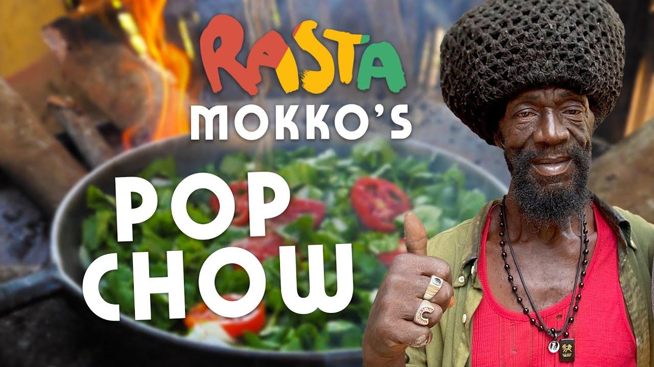 Rasta Mokko's Pop Chow - Bok Choy - Pak Choi! [8/7/2020]