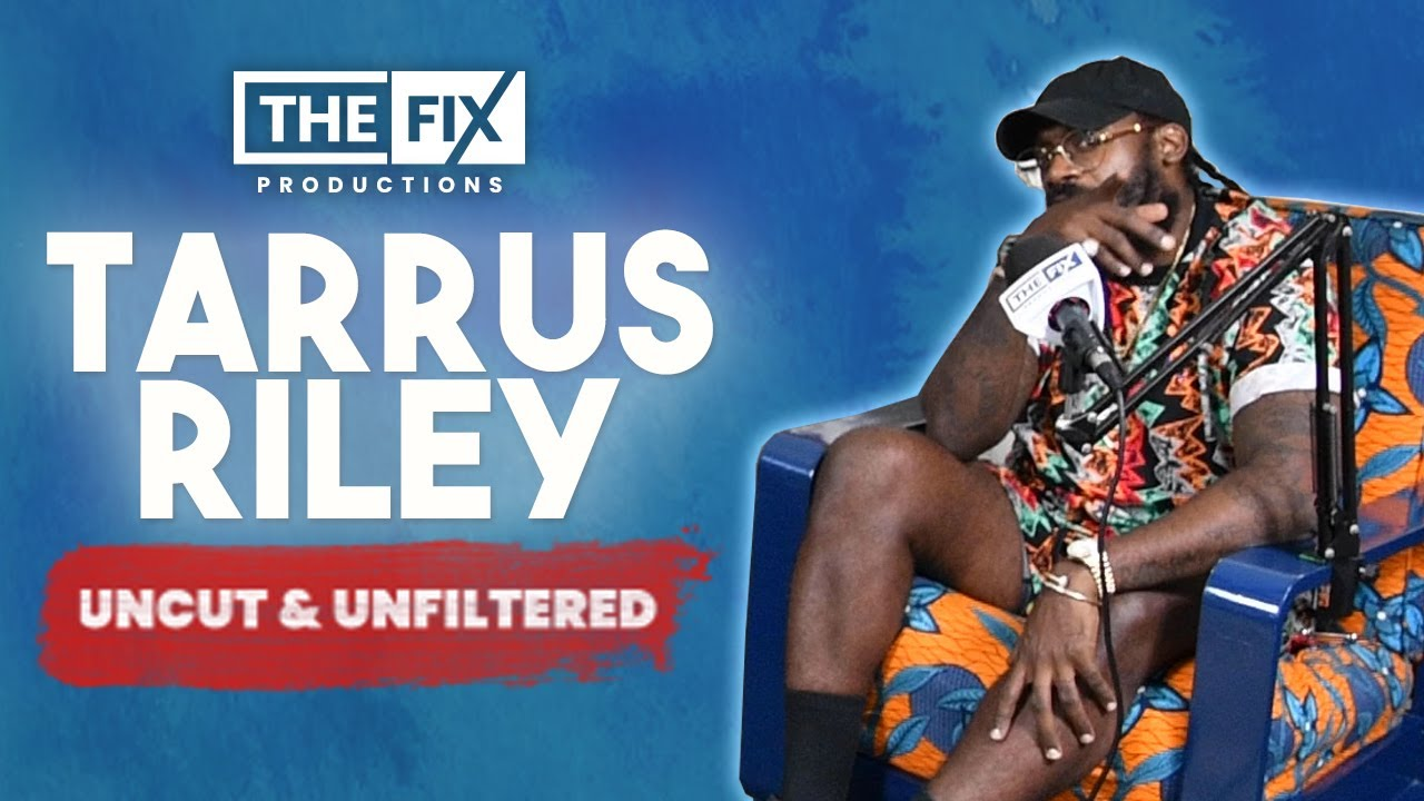Tarrus Riley - Uncut & Unfiltered Interview @ The Fix [9/11/2020]